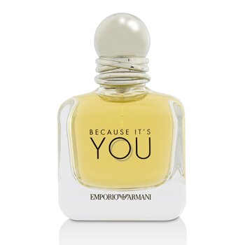 Giorgio Armani Emporio Armani Because It's You Eau De Parfum Spray  50ml/1.7oz