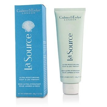 Crabtree & Evelyn La Source Ultra-Moisturising Foot & Leg Therapy  100g/3.5oz