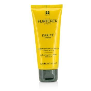 Rene Furterer Karite Hydra Hydrating Shine Mask (Dry Hair)  100ml/3.4oz