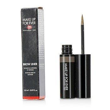 Make Up For Ever Brow Liner Intense Brow Definer - # 20 (Dark Blond)  2.8ml/0.09oz