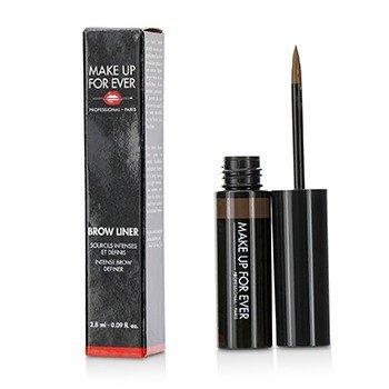 Make Up For Ever Brow Liner Intense Brow Definer - # 30 (Brown)  2.8ml/0.09oz