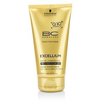 Schwarzkopf BC Excellium Q10+ Omega 3 Taming Conditioner (For Coarse Mature Hair)  150ml/5.1oz