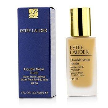 Estee Lauder Double Wear Nude Water Fresh Makeup SPF 30 - # 4N2 Spiced Sand  30ml/1oz