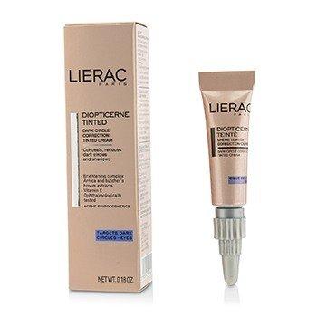 Lierac Diopticerne Dark Circle Correction Tinted Cream  5ml/0.18oz