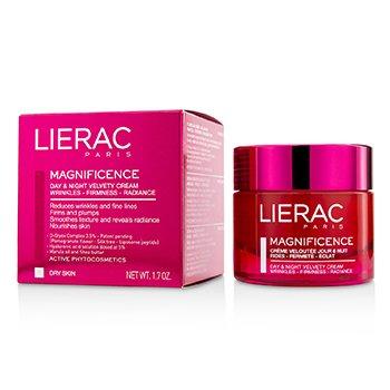 Lierac Magnificence Day & Night Velvety Cream (For Dry Skin)  50ml/1.7oz