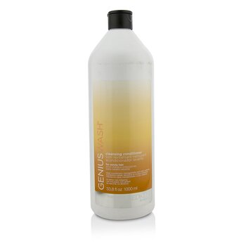 Redken Genius Wash Cleansing Conditioner (For Unruly Hair)  1000ml/33.8oz