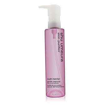 Shu Uemura Nutri: Nectar Gentle Cleansing Oil in Emulsion  150ml/5oz