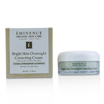 Eminence Bright Skin Overnight Correcting Cream - Normal to Dry Skin  60ml/2oz