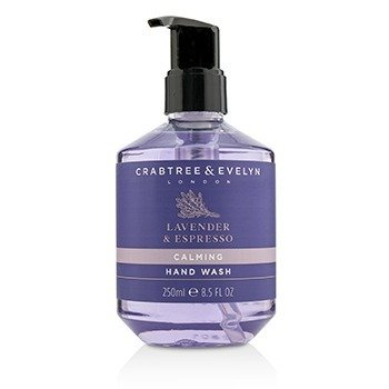 Crabtree & Evelyn Lavender & Espresso Calming Hand Wash  250ml/8.5oz