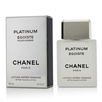 Chanel - Egoiste Platinum After Shave Lotion 100ml 3.3oz (M ... 0575d195be2c