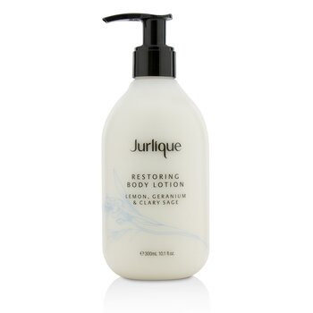 Jurlique Lemon, Geranium & Clary Sage Restoring Body Lotion  300ml/10.1oz