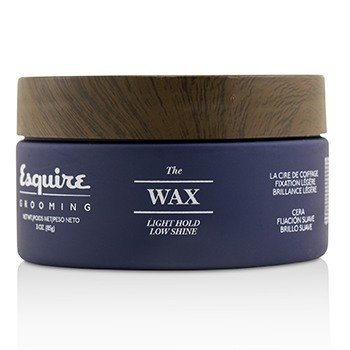 Esquire Grooming The Wax (Light Hold, Low Shine)  85g/3oz