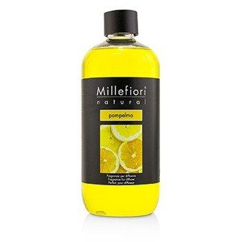 Millefiori Natural Fragrance Diffuser Refill - Pompelmo  500ml/16.7oz