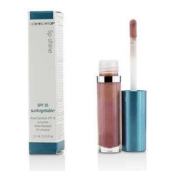 Colorescience Sunforgettable Lip Shine SPF35 - Rose (Exp. Date 04/2018)  3.5ml/0.12oz