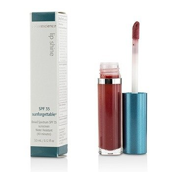 Colorescience Sunforgettable Lip Shine SPF35 - Siren (Exp. Date 07/2018)  3.5ml/0.12oz