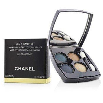Chanel Les 4 Ombres Quadra Eye Shadow - No. 288 Road Movie  2g/0.07oz