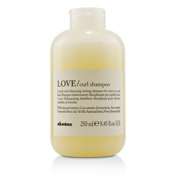 Davines Love Lovely Curl Enhancing Taming Shampoo (For Wavy or Curly Hair)  250ml/8.45oz