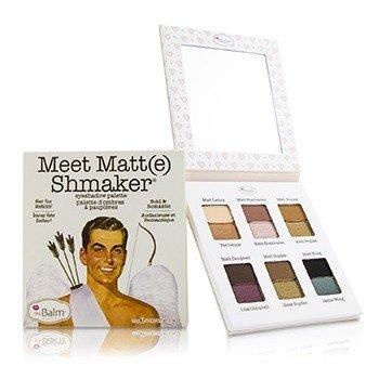 TheBalm Meet Matt(e) Shmaker Eyeshadow Palette  9.6g/0.34oz