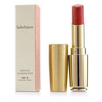 Sulwhasoo Essential Lip Serum Stick - # No. 5 Blossom Coral  3g/0.1oz