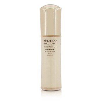 Shiseido Benefiance WrinkleResist24 Day Emulsion SPF 18 (Unboxed)  75ml/2.5oz