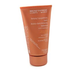 Academie Bronz' Express Body Tinted Self-Tanning Milk  150ml/5oz