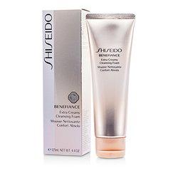Shiseido Benefiance Extra Creamy Cleansing Foam  125ml/4.4oz