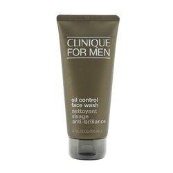 Clinique Oil Control Face Wash  200ml/6.7oz
