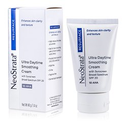 Neostrata Resurface Ultra Daytime Smoothing Cream SPF20 10 AHA  40g/1.4oz