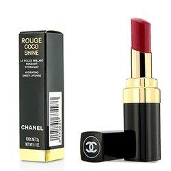 Chanel Rouge Coco Shine Hydrating Sheer Lipshine - # 91 Boheme  3g/0.1oz