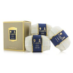 Floris Cefiro Luxury Soap  3x100g/3.5oz