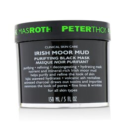 Peter Thomas Roth Iris Moor Mud Purifying Black Mask  150ml/5oz