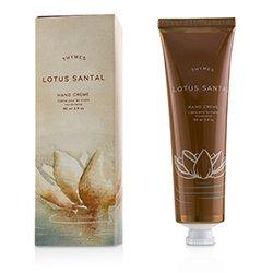 Thymes Lotus Santal Hand Cream  90ml/3oz