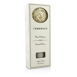 Durance Scented Flower Rose Diffuser - Amber  100ml/3.3oz
