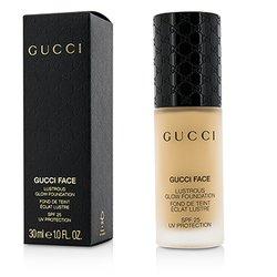 Gucci Lustrous Glow Foundation SPF 25 - #020  30ml/1oz