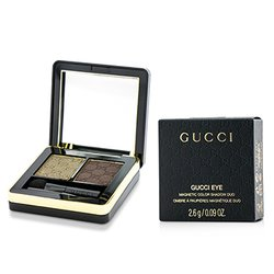 Gucci Magnetic Color Shadow Duo - #060 Fume  2.6g/0.09oz