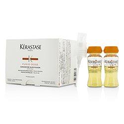 Kerastase Fusio-Dose Concentre Oleo-Fusion Nutri-Huile Intensive Nourishing Care (Very Dry Hair)  10x12ml/0.4oz