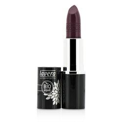 Lavera Beautiful Lips Colour Intense Lipstick - # 33 Purple Star  4.5g/0.15oz