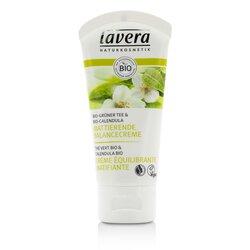 Lavera Organic Green Tea & Calendula Mattifying Balancing Cream - For Combination Skin  50ml/1.7oz
