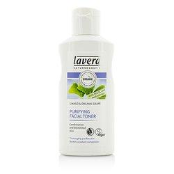 Lavera Organic Ginkgo & Grape Purifying Facial Toner - For Combination & Blemished Skin  125ml/4.1oz