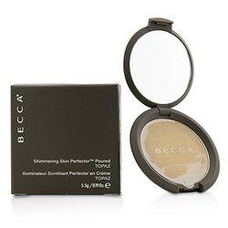 Becca Shimmering Skin Perfector Poured Creme - Topaz  5.5g/0.19oz
