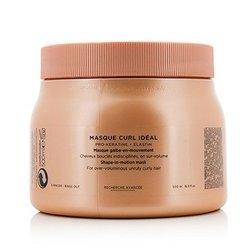 Kerastase Discipline Masque Curl Ideal Shape-in-Motion Masque (For Overly-Voluminous Curly Hair)  500ml/16.9oz