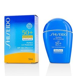 Shiseido Perfect UV Protector WetForce HydroFresh SPF 50+ PA++++  50ml/1.7oz