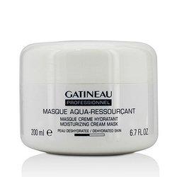 Gatineau Aquamemory Masque Aqua-Ressourcant Moisturizing Cream Mask - Dehydrated Skin (Salon Size)  200ml/6.7oz