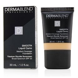 Dermablend Smooth Liquid Camo Foundation SPF 25 (Medium Coverage) - Cream (10N)  30ml/1oz