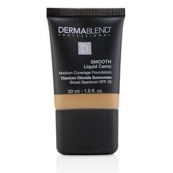 Dermablend Smooth Liquid Camo Foundation SPF 25 (Medium Coverage) - Sienna (40W)  30ml/1oz