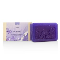 Thymes Lavender Luxurious Bath Soap  190g/6.8oz