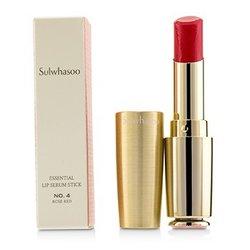 Sulwhasoo Essential Lip Serum Stick - # No. 4 Rose Red  3g/0.1oz