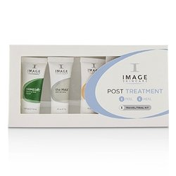 Image Post-Treatment Trial Kit: 1x Cleanser, 1x Serum, 1x Cream, 1x Masque, 1x Ultimate Protection Moisturizer SPF50  5pcs