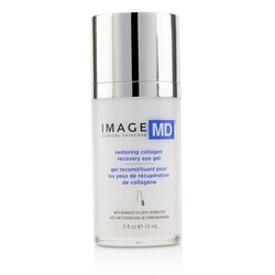 Image IMAGE MD Restoring Collagen Recovery Eye Gel with ADT Technology  15ml/0.5oz