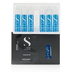 AlfaParf Semi Di Lino Sublime Essential Oil (All Hair Types)  12x13ml/0.44oz